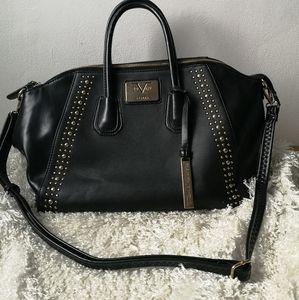Versace v1969 leather bag
